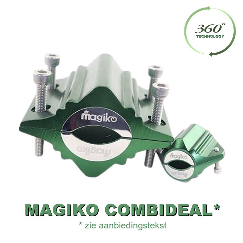 Magiko 5000 WaterOntharder CombiDeal